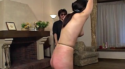 Asian tied, Spanked, Bondage asian, Whip, Japanese whipping