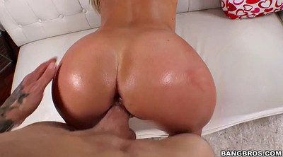 Chubby anal, Oiling, Candice