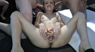 Gangbang creampie, Creampie gangbang, Extremely, Extreme gangbang