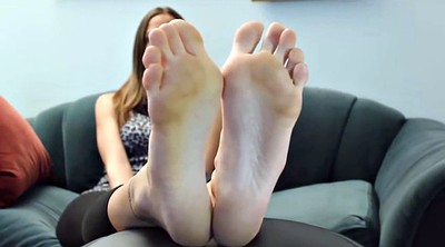 Feet, Foot girl