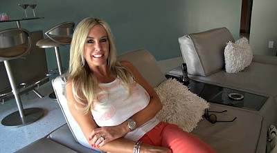 Mom pov, Pov mom, Busty mom, Blonde mom, Play mom