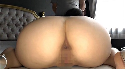 Japanese blowjob, Japanese big ass
