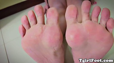 Ladyboy, Shemale feet, Beautiful shemale, Beautiful feet, Shemale foot