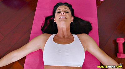 Summer, India, India summer, Short, Indian summer, Gym milf