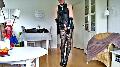 Boots, Heels, Leather boots, Heeled