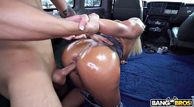 Bus, Oiled, Doggystyle