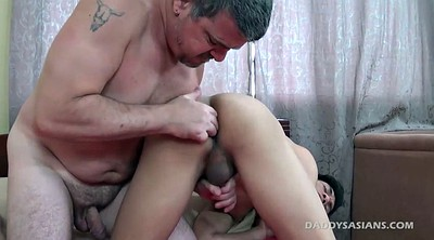Caught, Daddy gay, Gay old, Gay boys, Asian boy, Young dad