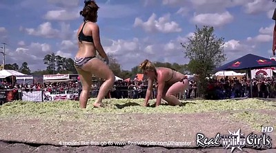 Wrestling, Girls fight