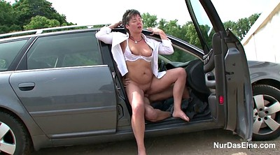 Hairy mature, Seduce, German mature, Young milf, Old fuck, Hairy granny