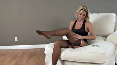 Pantyhosed, Stocking foot