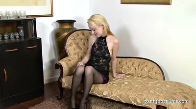 Pantyhose, Solo girls