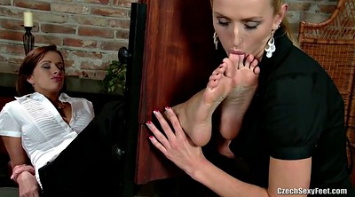 Foot, Bondage, Foot worship