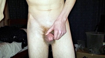 Masturbation, Oil, Skinny amateur, Gay cum, Cum shots, Cum shot