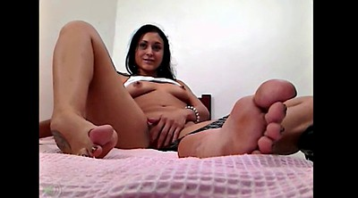 Matures, Mature feet