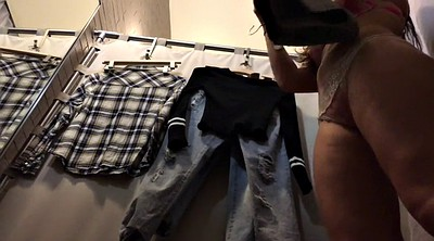 Upskirts, Room, Dressing room