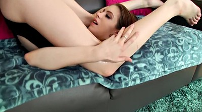 Latex, Anal threesome, Tight anal