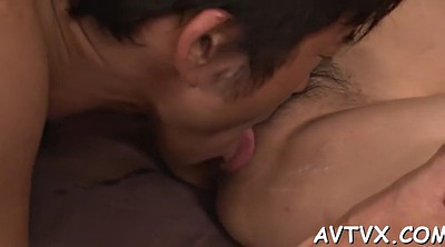 Asian, Japanese deepthroat