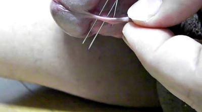 Needle, Amateur gay, Needles, Bdsm asian