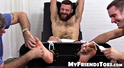 Gay muscle, Torture, Tickling, Gay hairy