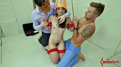 Spank, Amy, Punishment