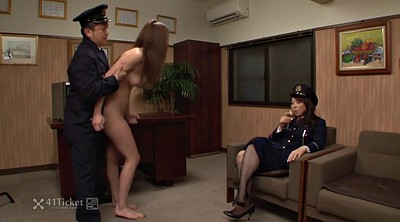 Police, Uncensored, Japanese uncensored, Uncensored japanese, Japanese police, Big japanese tits
