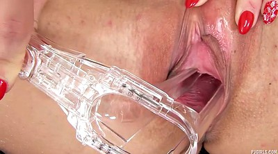 Gyno, Pussy gaping, Gyno x, Pussy close up, Speculum