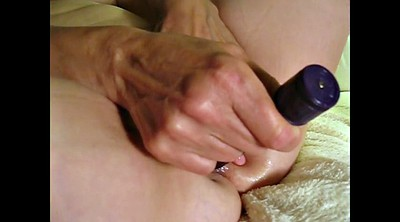 Wife anal, Anal squirt