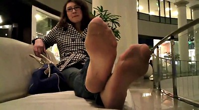 Nylon feet, Smell