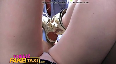 Taxi, Fake taxi, Female