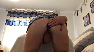 Finger, Butt plug, Amateur british