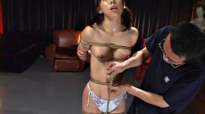 Bondage-orgasm, Rope, Just