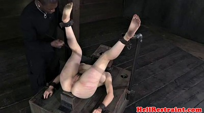 Interracial bdsm, Chained, Chain