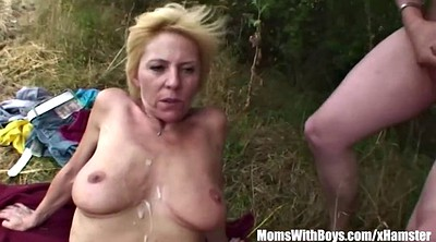 Sexy mom, Mom fuck boy