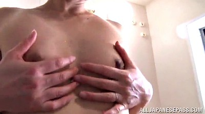 Model, Small pussy, Bathroom solo, Asian shower