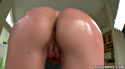 Kendra lust, Oil ass