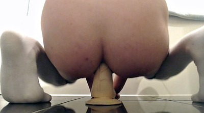 Femboy, Dildo riding, Dildo ride