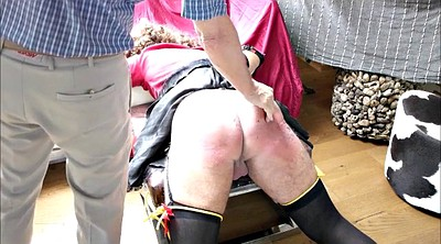 Spank, Crossdresser, Crossdress