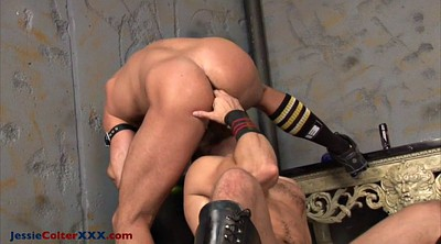 Big, Gay bondage