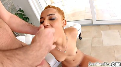 African, Slim anal