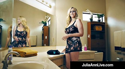 Julia ann, Mature doggy