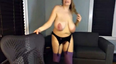 Saggy tits, Saggy, Mom masturbating