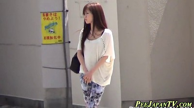 Japanese peeing, Japanese outdoor, Japanese public