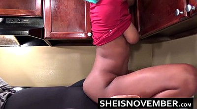 Step sister, Black teen