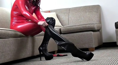 Boots, Boot, Catsuit, Hh
