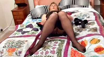 Black stocking
