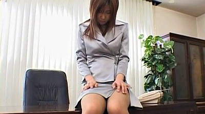 Japanese, Japanese office, Asian blowjob