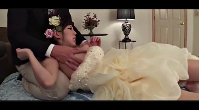 Bride, Japanese ass, Japanese licking, Asian bride
