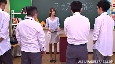 Long, Asian teacher