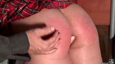 College, Teacher spanking