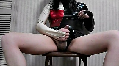 Latex, Latex masturbation